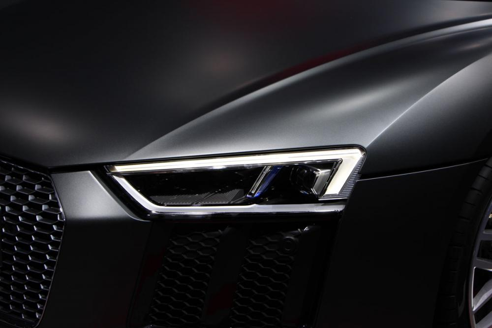 Audi R8 Genève 2015
