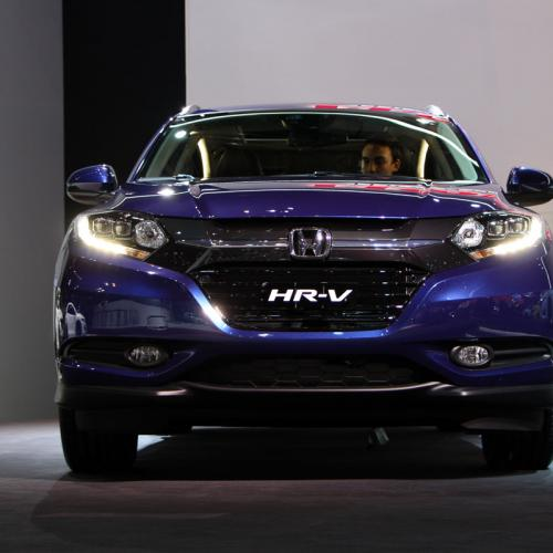 Honda HR-V Genève 2015