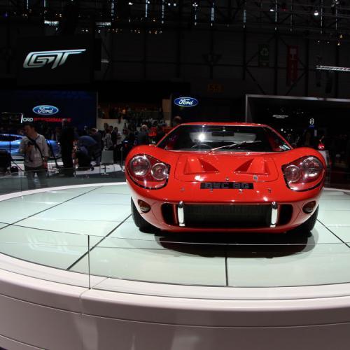 Ford GT Genève 2015