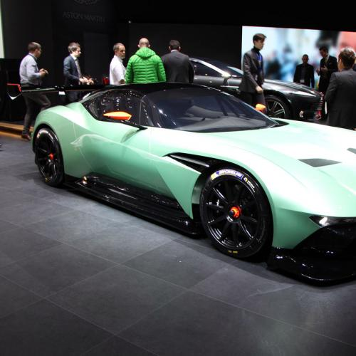 Aston Martin Vulcan Genève 2014