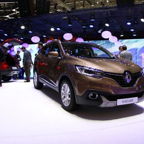 Renault Kadjar Genève 2015