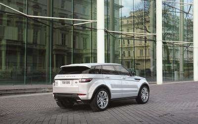 Range Rover Evoque restylé
