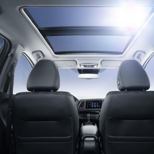 Honda HR-V : toutes les photos