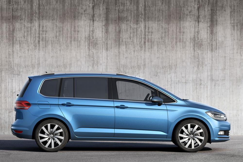 Volkswagen Touran 2015 : les photos