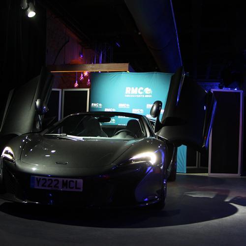 Top Gear France conférence