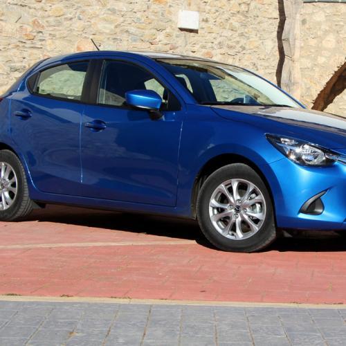 Essai Mazda2
