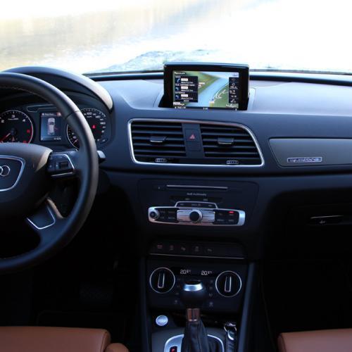 Essai Audi Q3 restylé