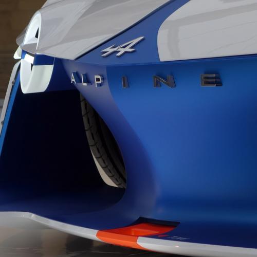 Alpine Vision Gran Turismo (live)