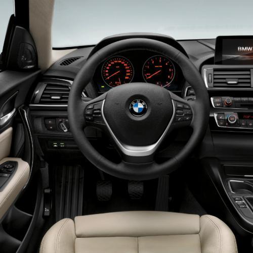 BMW Série 1 2015