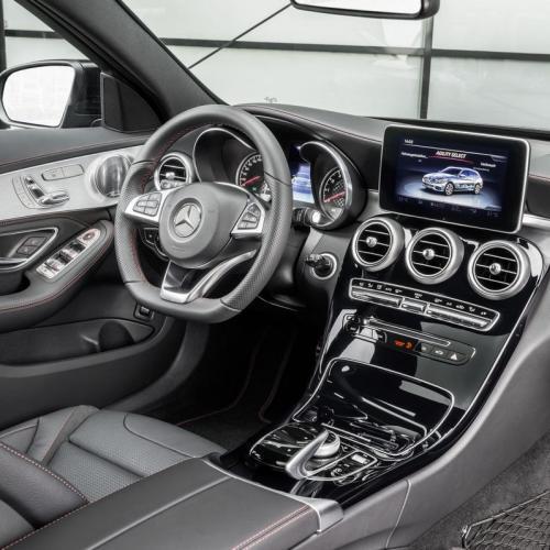 Mercedes C 450 AMG Sport 4Matic