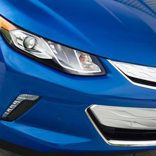 Nouvelle Chevrolet Volt