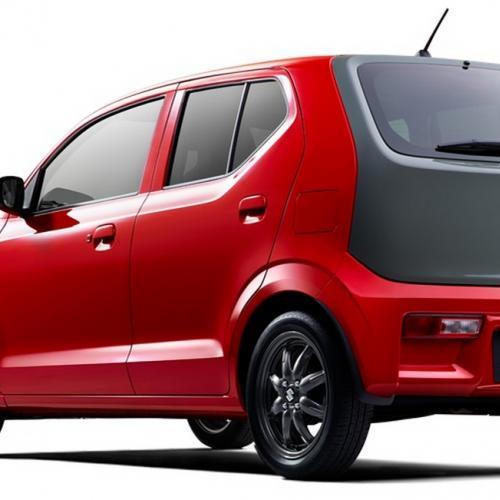 Suzuki Alto JDM