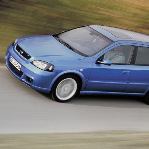 Quinze ans d'Opel OPC