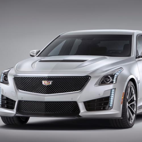 Cadillac CTS-V 2016