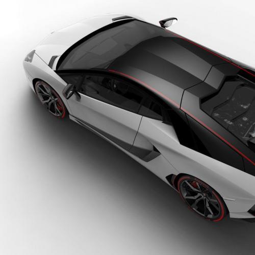 Lamborghini Pirelli Edition