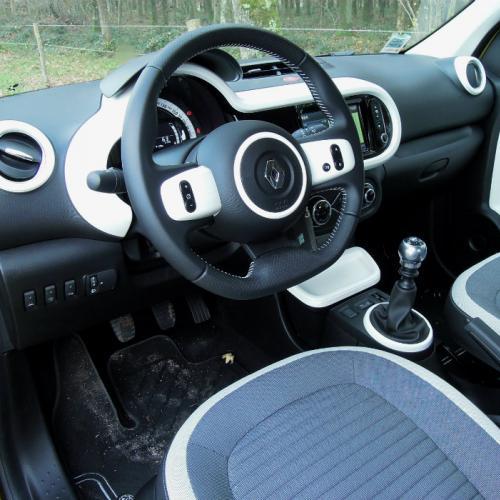 Renault Twingo essai