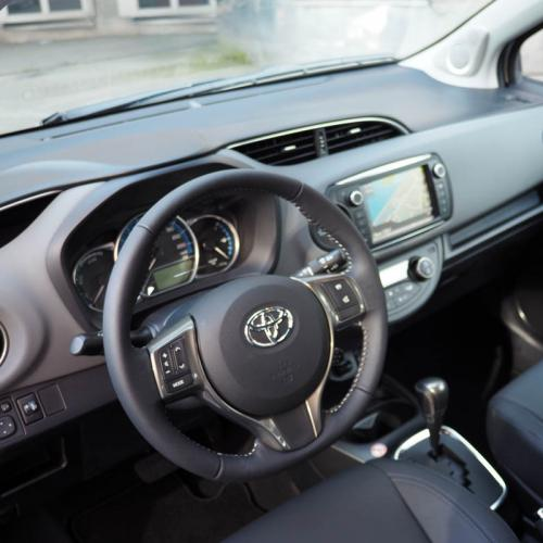 Essai Toyota Yaris restylée