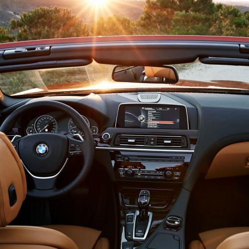 BMW Série 6 restylée : le plein de photos