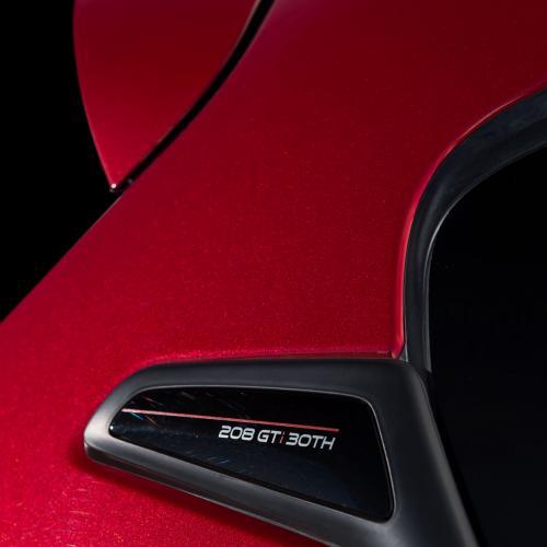 Essai Peugeot 208 GTi 30th