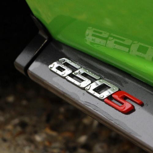McLaren 650S essai