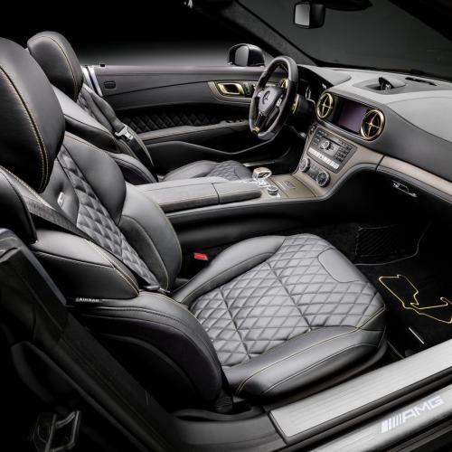 Mercedes SL 63 AMG Champion Edition