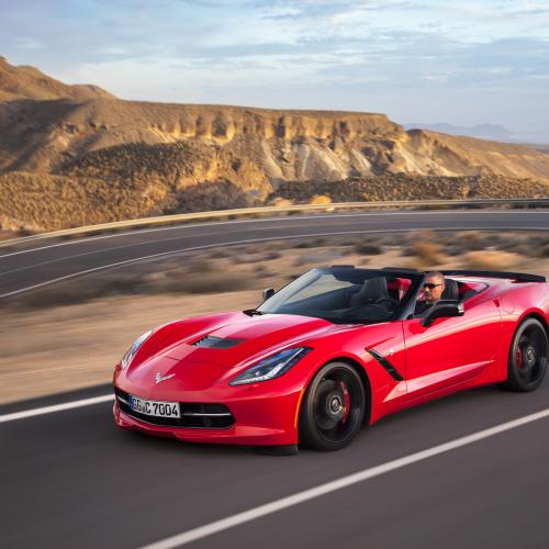 Chevrolet Corvette Stingray 2015