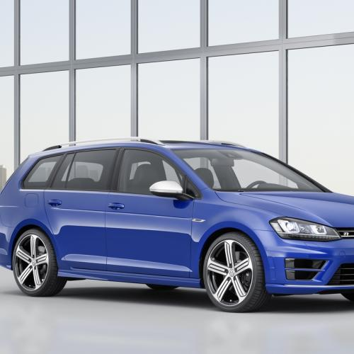 Volkswagen Golf R Estate