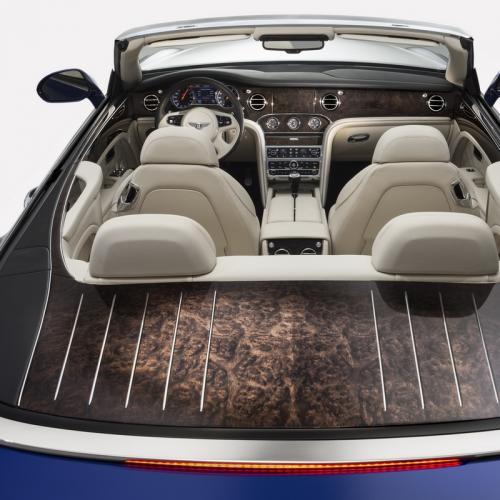 Bentley Grand Convertible : les premières photos