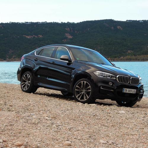 Essai BMW X6