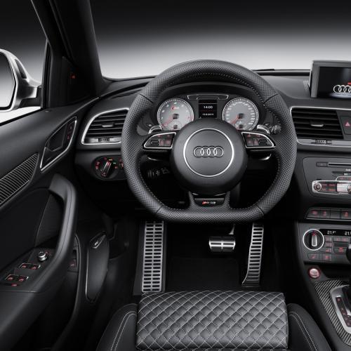 Audi Q3 et RS Q3 restylés