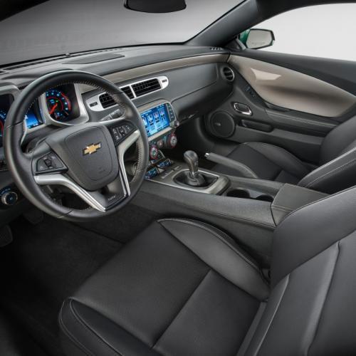 La Chevrolet Camaro au SEMA 2014