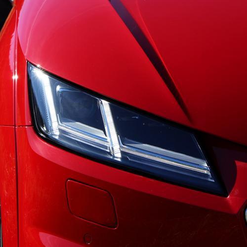 Essai Audi TT