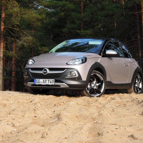Essai Opel Adam Rocks