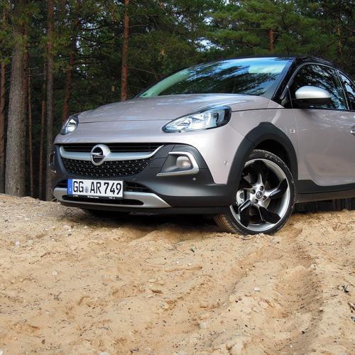 Essai Opel Adam Rocks