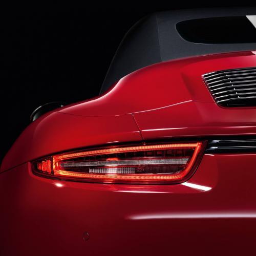 Porsche 911 Carrera GTS type 991