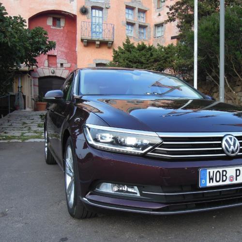Essai Volkswagen Passat
