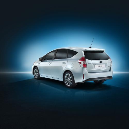 Toyota Prius+ restylée