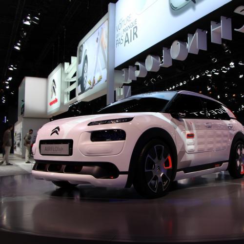Mondial de l'Auto 2014 : nos déceptions