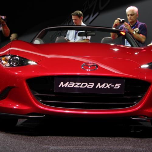 Mondial de l'Auto 2014 : nos coups de coeur