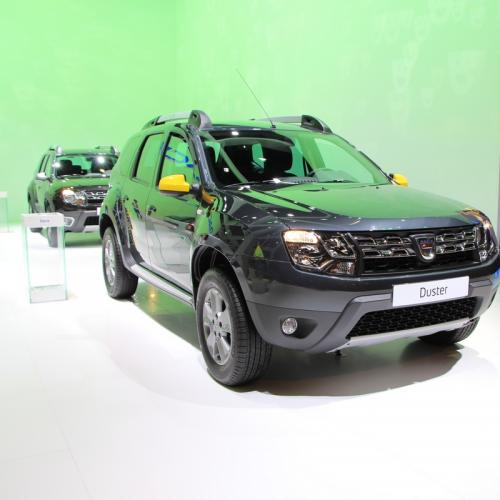 Mondial 2014 : Dacia Duster Air