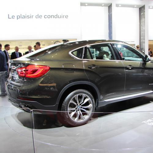 Mondial 2014 : BMW X6