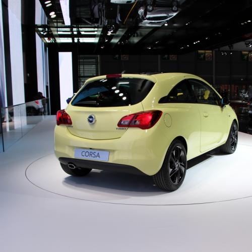 Mondial 2014 : Opel Corsa