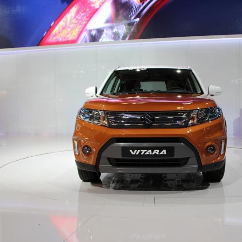 Mondial 2014 : Suzuki Vitara