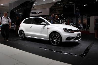 Mondial 2014 : Volkswagen Polo GTI restylée