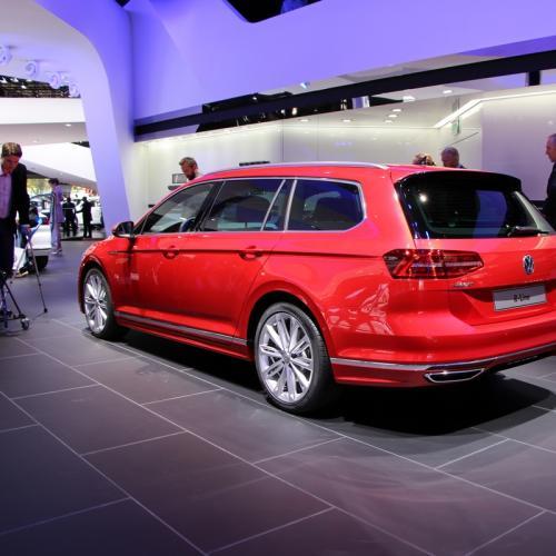 Mondial 2014 : Volkswagen Passat