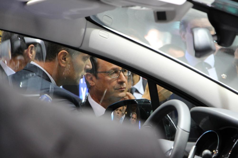 Mondial 2014 : François Hollande