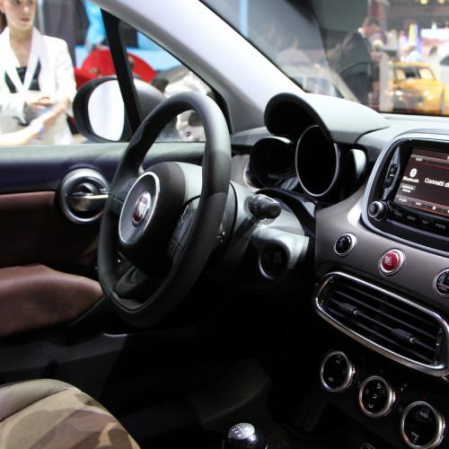 Mondial 2014 : Fiat 500X