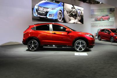 Mondial 2014 : Honda HR-V