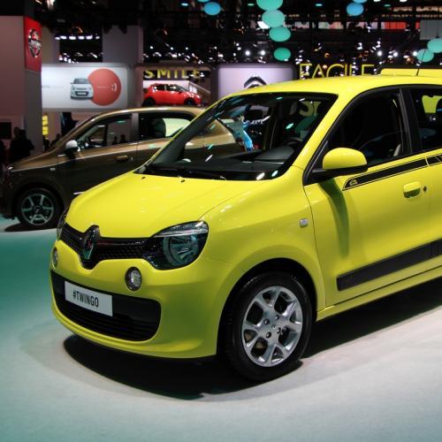 Mondial 2014 : Renault Twingo