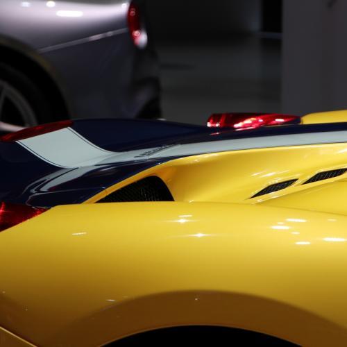Mondial 2014 : Ferrari 458 Speciale Aperta